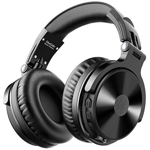 Auriculares inalambricos Bluetooth Inalámbrico con micrófono para Hablar con Manos Libres hasta por 30 Horas...