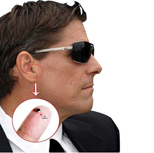 COOMAX Mini auricular espía invisible para teléfono móvil