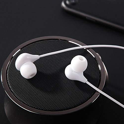 QCSMegy Auriculares Wired Gaming Headset/HD Estéreo De Sonido Envolvente 7.1 / Ruido Luz Cancelación De...