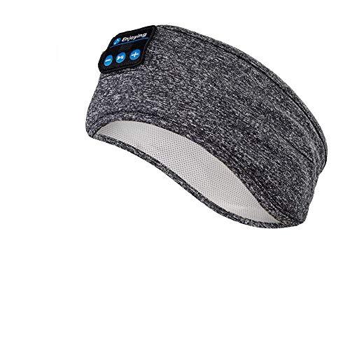 Auriculares para Dormir - Navly Bluetooth V5.0 Deportes Diadema   Deportiva Banda Auriculares con Ultrafinos HD Estéreo...