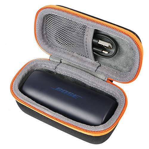 co2CREA Duro Viajar Caso Cubrir para Bose SoundSport Free - Auriculares intraurales inalámbricos(Travel Case)...