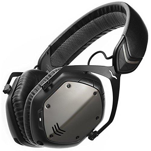 V-MODA Crossfade Wireless - Auriculares Gunblack, One Size