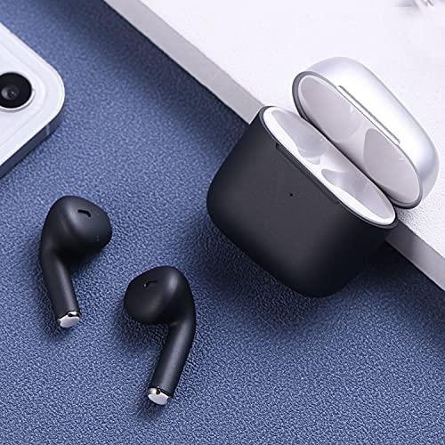Naack Auriculares Bluetooth Inalámbricos sin Cable, Tactil Resistentes al Agua -Manos Libres para Correr, Bici,...