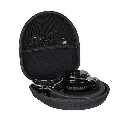 Hermitshell Duro Eva Viajar Caso para COWIN E7 Active Cancelación de Ruido Auriculares Bluetooth
